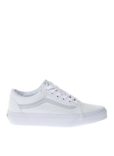 Vans Vans Old Skool Lifestyle Ayakkabı Beyaz